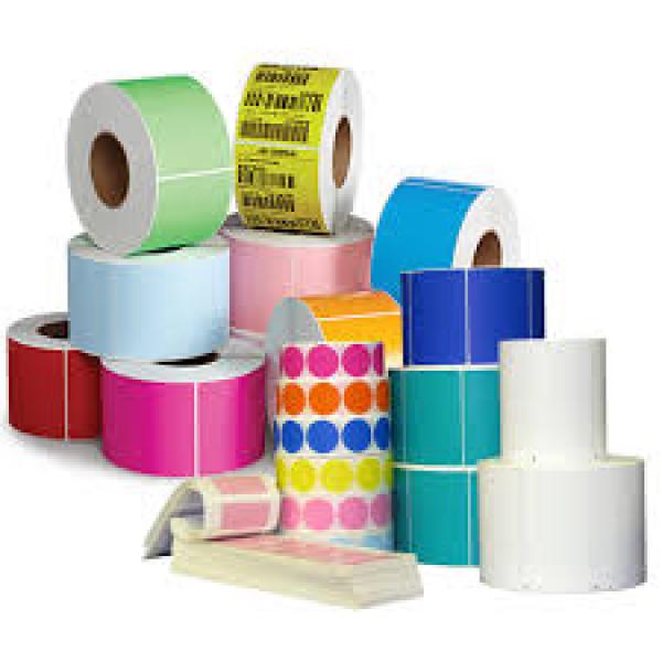 Etiquetas Térmicas Adhesivas